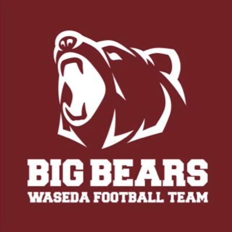 早稲田大学米式蹴球部Big Bears国際交流プログラムの実施