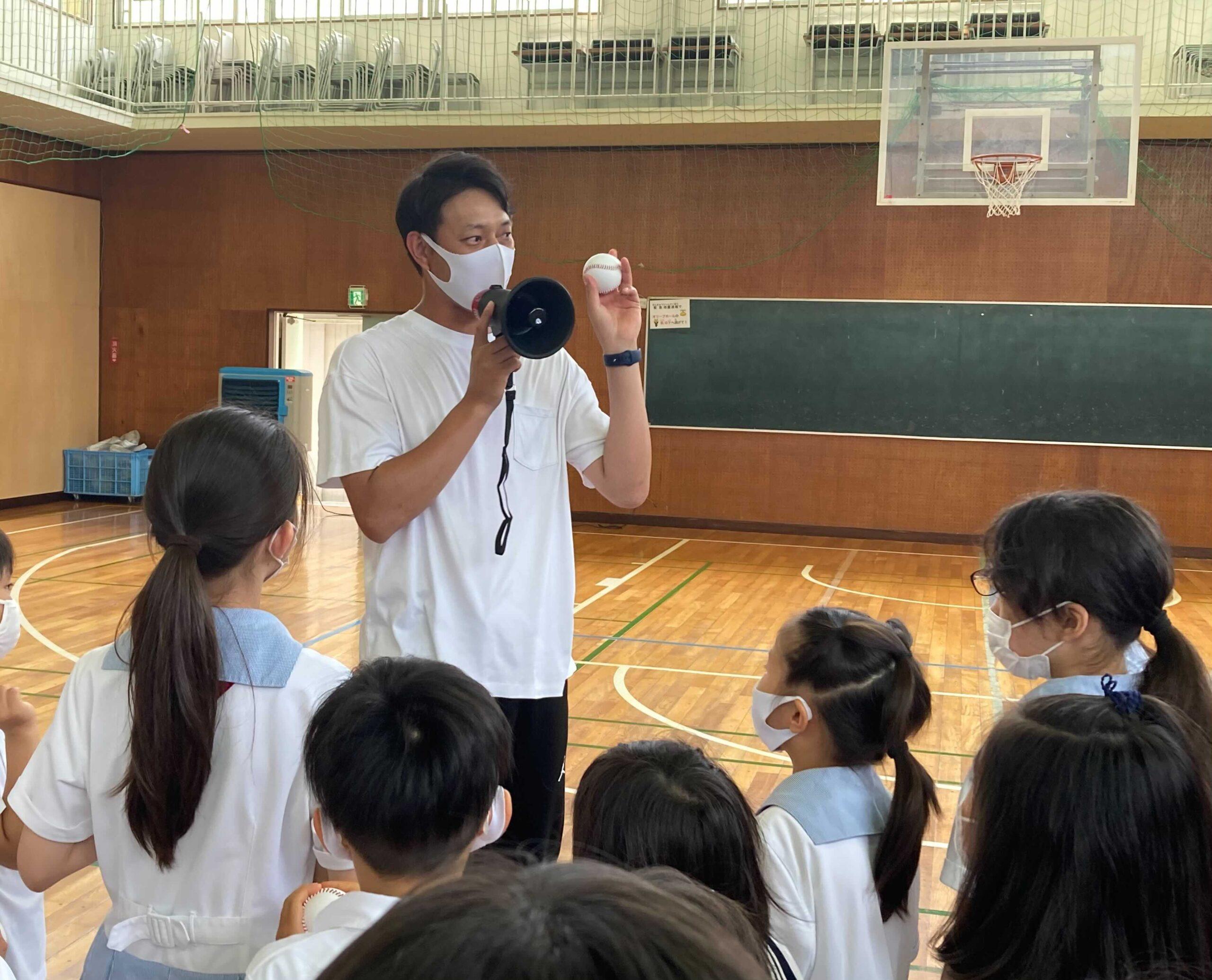 POD x 放課後NPOアフタースクール シリーズ第一弾: 岩隈久志氏(MLBシアトル・マリナーズ特任コーチ)